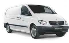 Mercedes Vito - Frío o similar